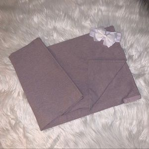 NEW LULULEMON Sage Scarf Wrap Heathered Lilac